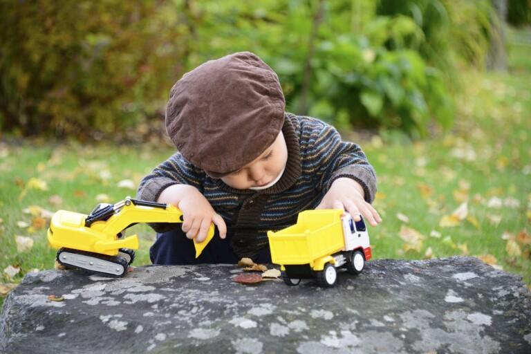 Flera farliga leksaker funna i stickprovskoll