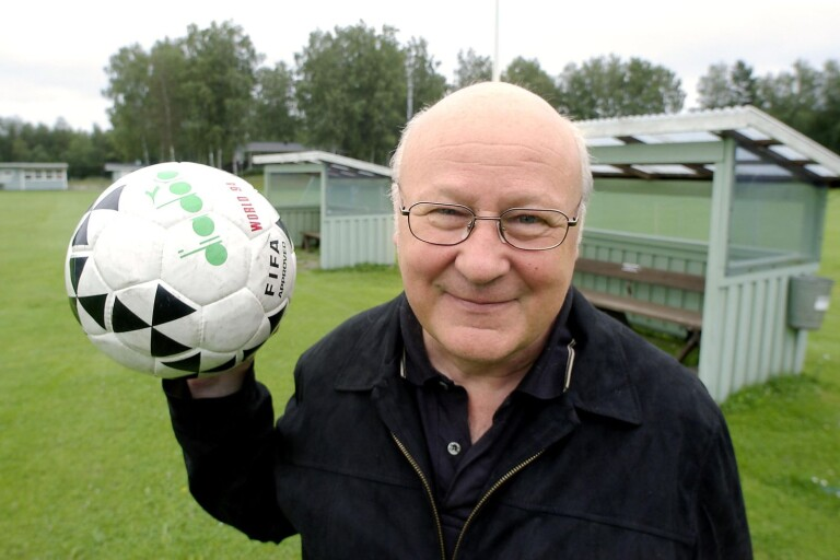 Från bildarkivet: Så minns vi Lars-Åke Lagrell
