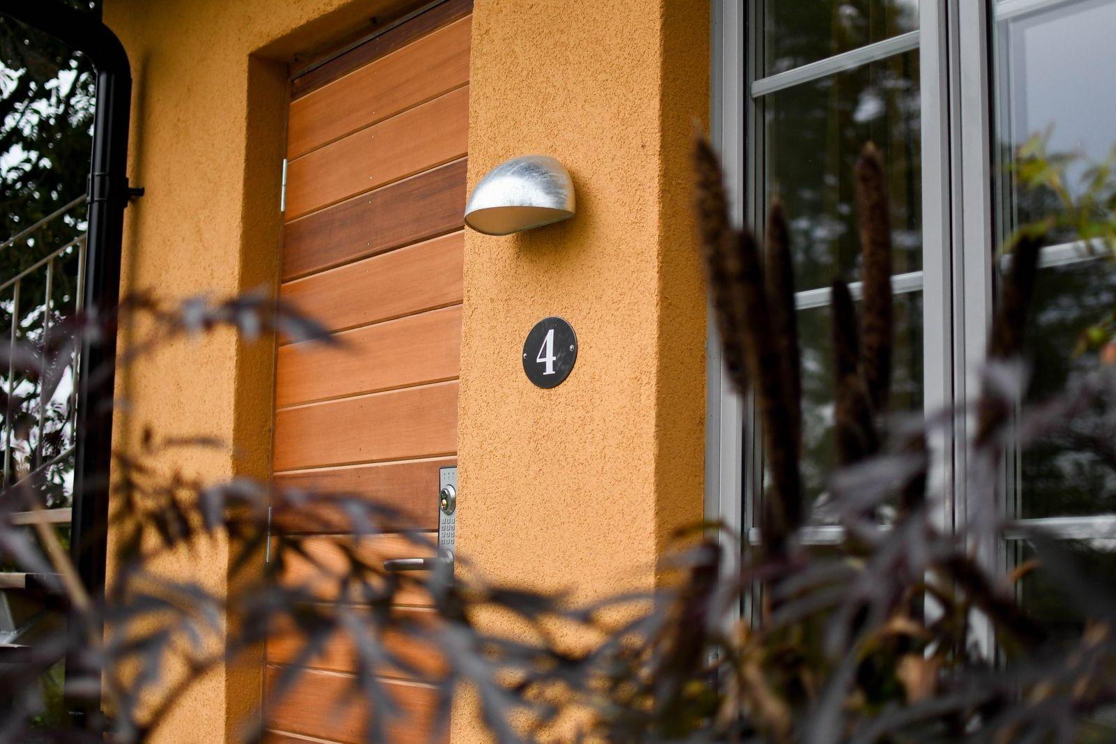 Alla rum har direkt utgång och kodlås vilket gör det möjligt för gästerna att checka in när de vill.