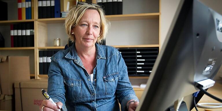 Fick lämna som rektor i somras – nu tar hon över som ledare för gymnasiet