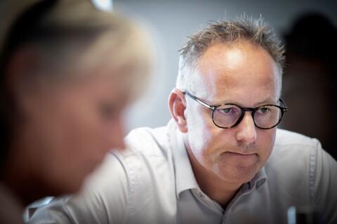 """Persson (S) om fakturorna: """"Är vårt ansvar att allt ska skötas"""""""