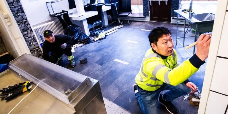 Ny glassbar i centrum - Megafonen Skellefteå