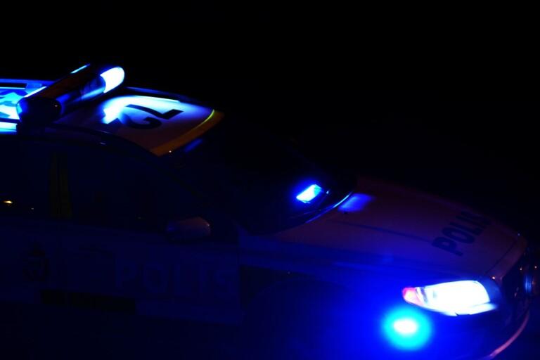 Blåljus: 20-årig kvinna stoppad i natt – körde påverkad
