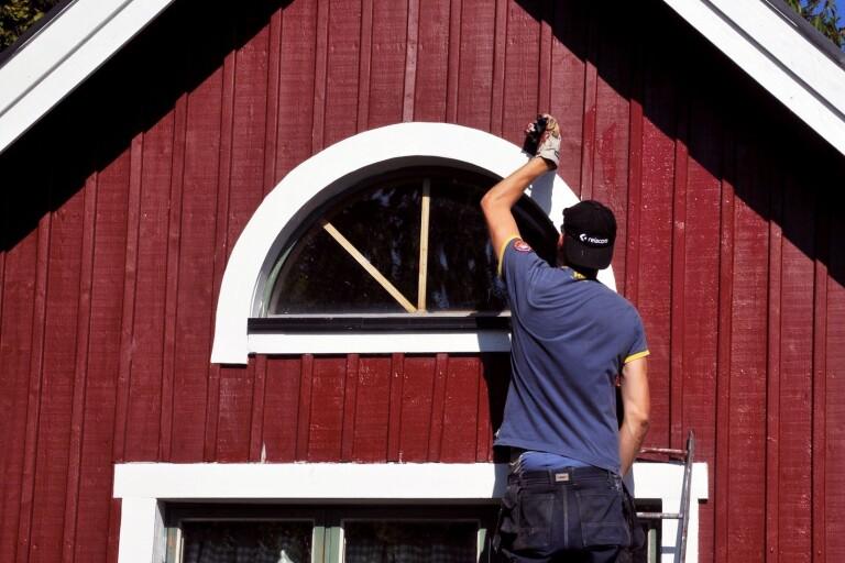 Så kan Blekinges stugägare renovera hållbart i sommar