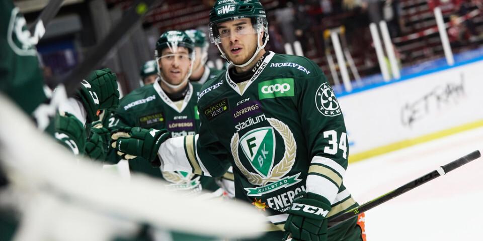 Michael Lindqvist tvingas operera sitt skadade knä och blir borta från spel resten av säsongen. Arkivbild.