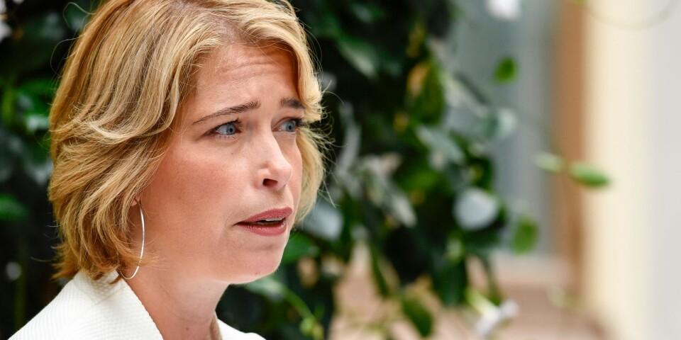 Annika Strandhäll lade som socialminister fram förslaget att femtonåringar skulle få byta kön utan föräldrarnas vetskap.