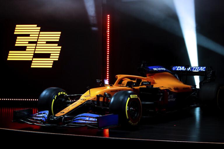 McLaren är ett av stallen som drivit på för ett sänkt budgettak. Arkivbild.