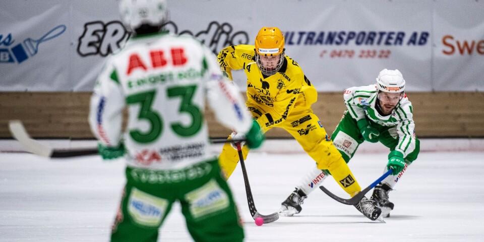 Åby/Tjureda spelar som bekant i allsvenskan till vintern.
