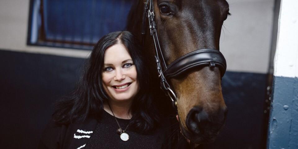 Helena Dahlgrens nya hästbokserie startar en ny genre.