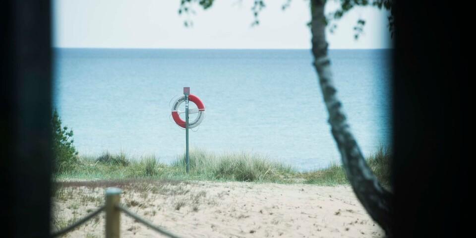 Strandliv enkelt och nära.