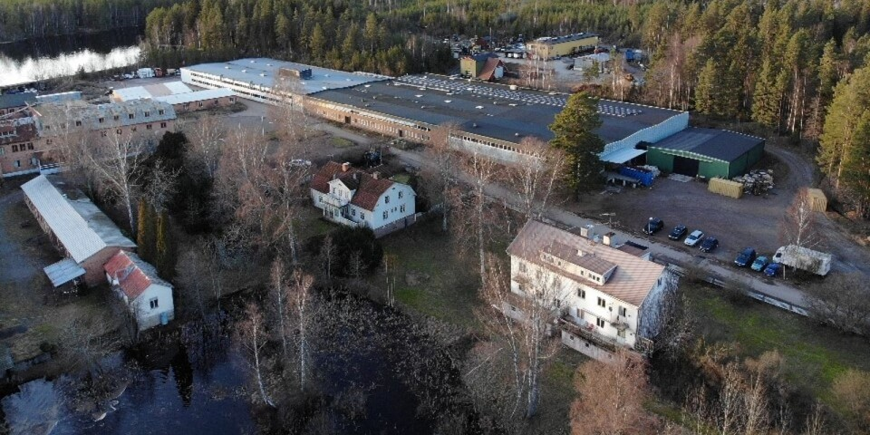 Lintex gamla lokaler i Fröseke får snart nytt liv. Innan sommaren är över hoppas de båda företagsledarna på A-Plast och Wip Industries att A-Wip har fått sin första order.