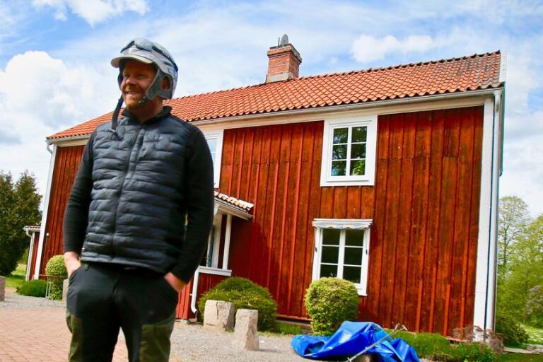 """Madsen tar över klassisk gård: """"Många miljonärer som varit här"""""""