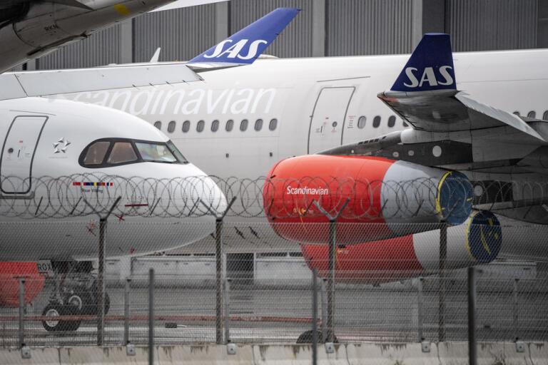 SAS kan behöva upp emot tio miljarder kronor i nytt kapital, enligt analytikern Jacob Pedersen. Arkivbild.