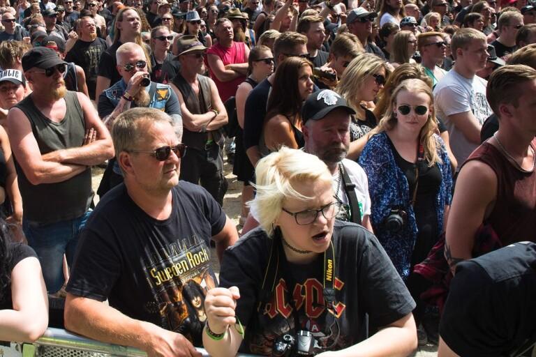 Därför dröjde Sweden Rock med besked om årets festival