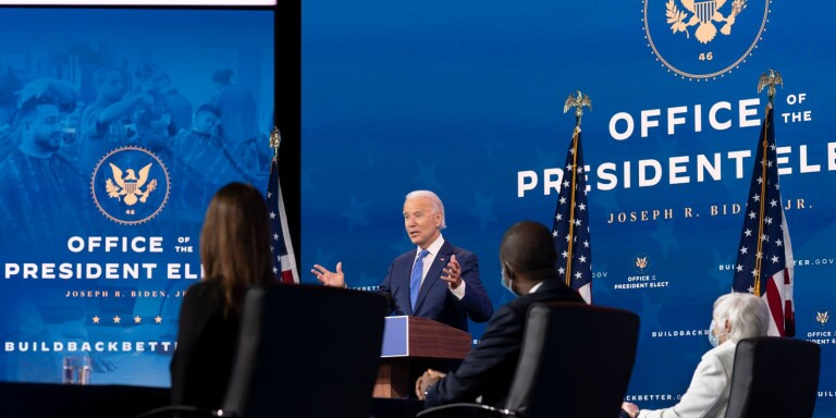 Fredrikson: Lång uppförsbacke för Joe Biden