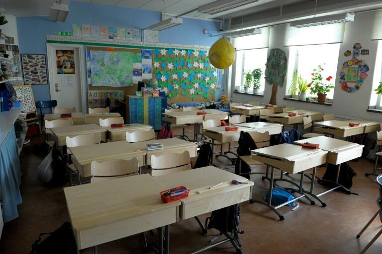 Det krävs flera nya skolor och förskolor i tätorten. Arkivfoto.