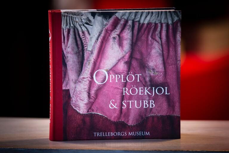 """""""Opplöt, röekjol & stubb"""" har nominerats till Publishingpriset."""