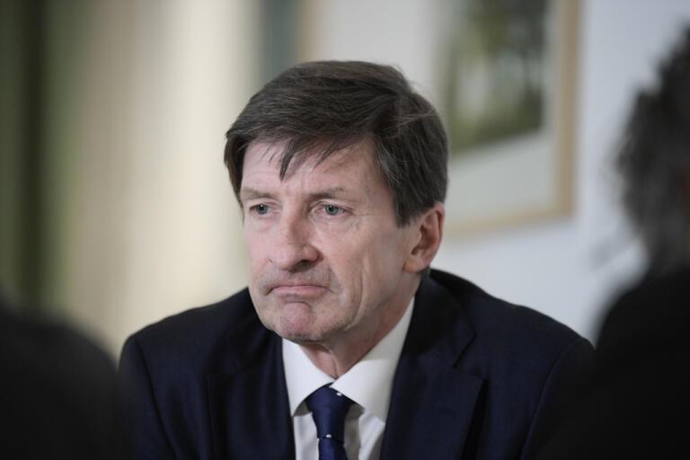 Norska oljefonden NBIM, med 3,6 procent av Swedbanks aktier, spelade en avgörande roll för att nu öppna för rättsprocesser mot Swedbanks förre ordförande Lars Idermark och den tidigare styrelseledamoten Ulrika Francke. Arkivbild