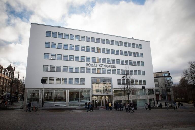 Julshow på Borås kongresshus  – kanske