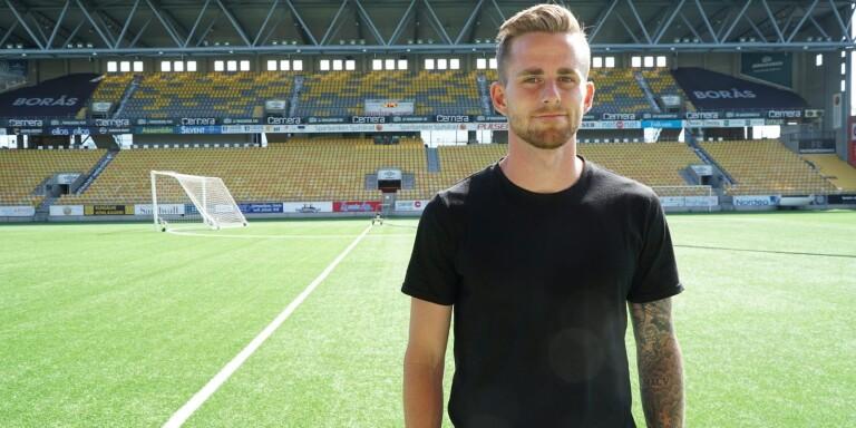 Rasmus Alms kvittering innebär Europaspel för Elfsborg.
