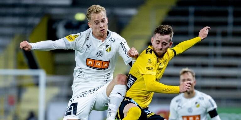Kryss för Elfsborg mot Häcken