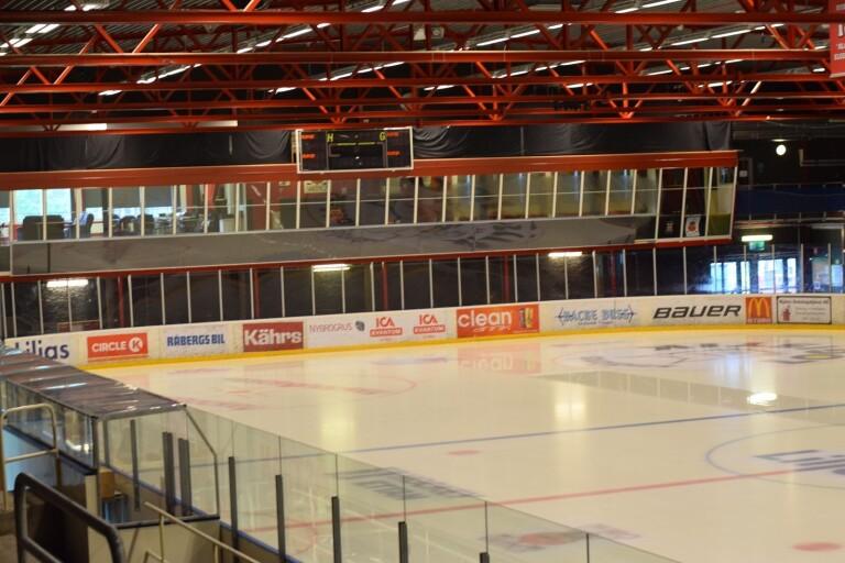 Ishockey: Nybro vann säsongens första derby