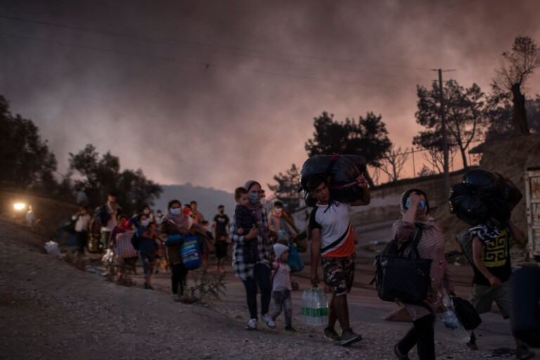 EU måste agera och stoppa tragiken på Lesbos